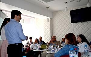 Члены РАФ обсудили продвижение франчайзинга в Интернете