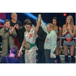 Ўоу профессионального бокса Fight For The Future: вечер нокаутов