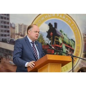 Вадим Супиков: Мы должны сплотиться в стремлении сделать жизнь лучше