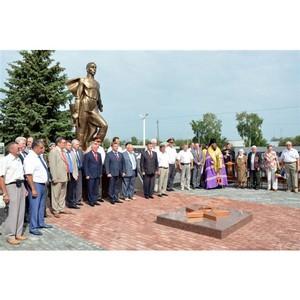 Специалисты Тамбовэнерго электрифицировали мемориальный комплекс