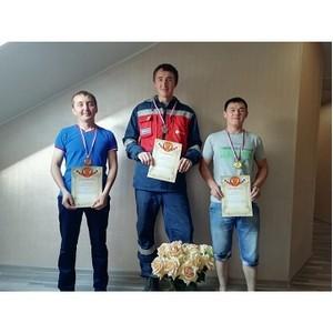 Марийский электромонтер заслужил титул «Мистер Дровосек» в Твери