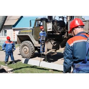 Удмуртэнерго реконструировало сети в 45 населенных пунктах Удмуртской Республики