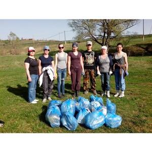 Участники акции «Нашим рекам и озерам – чистые берега» очистили от мусора реки Удмуртии