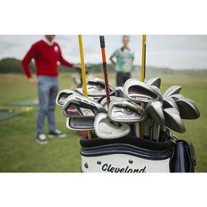 Команда Remar Group организовала мастер-класс по гольфу для Grundfos