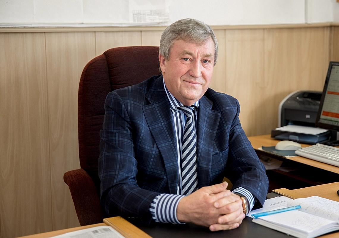 Работник Стойленского ГОКа удостоен высокой награды