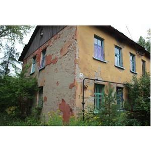 Активисты ОНФ в Омской области провели мониторинг аварийных домов в Омске