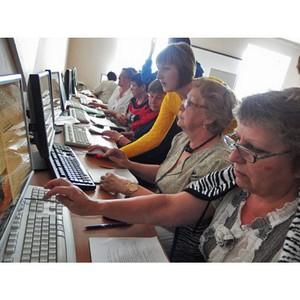 Состоялся третий чемпионат Тамбовской области по компьютерному многоборью среди пенсионеров