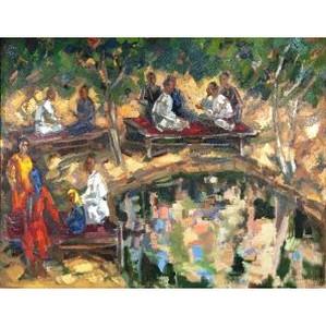 Выставка «Очарованные Востоком» пройдет в галерее ARTSTORY