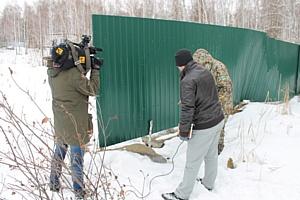 Челябинские активисты ОНФ провели рейд по проверке доступности берега озера Увильды