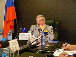 Полпред президента в СФО обещал помочь правительству Хакасии