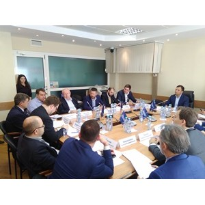 Представители кластера Глонасс приняли участие в собрании Ассоциации «Цифровая эра транспорта»