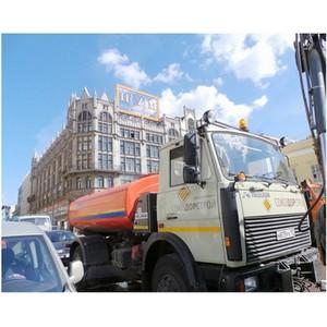 ГК «Союздорстрой» отремонтирует  дорожные покрытия в Центральном Административном Округе Москвы