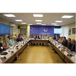 Обустройство железнодорожного перехода в Карачарово под контролем ОНФ