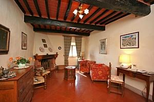 Агроферма с исторической виллой в Барберино Валь д'Эльза. Тоскана