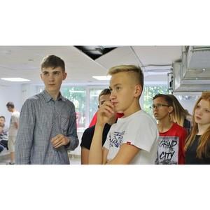 Университет начал подготовку школьников к участию во Всероссийской олимпиаде