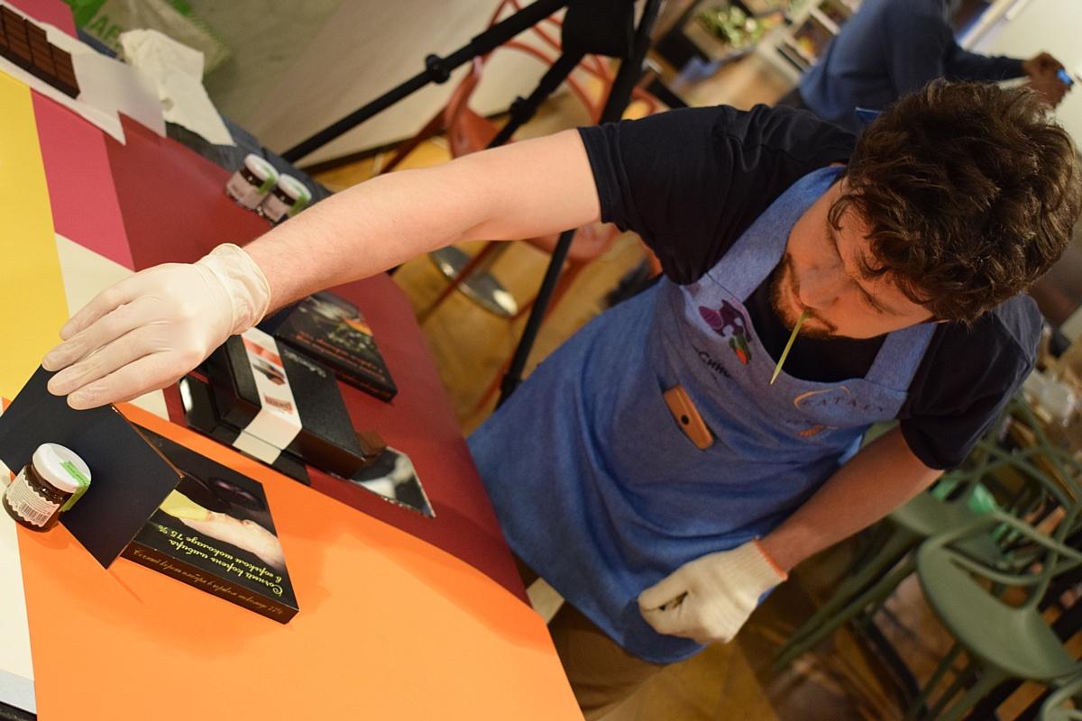 """19 августа 2018 года состоялся IV Всероссийский турнир по food-стайлингу за кубок """"Foodstyle 2018"""""""