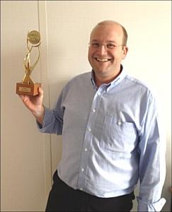 Система Optimat™ компании «ДеЛаваль» удостоена награды за инновационность