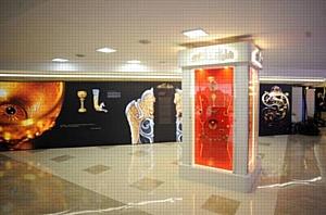 Специалистами компании «Привет-Медиа» была спроектирована и реализована экспозиция Республики Адыгея