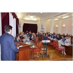 Совместное заседание отделения работодателей СОСПП и городского совета по промышленной политике Екатеринбурга