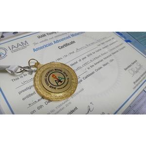Доклад Анатолия Зацепина получил награду на международной научной конференции