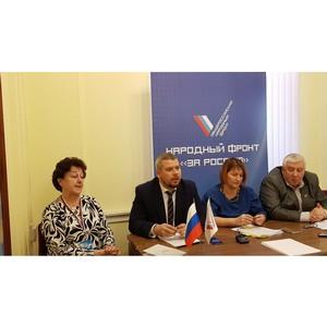 Представители ОНФ в Карелии подвели итоги своей работы на «Форуме Действий» Народного фронта