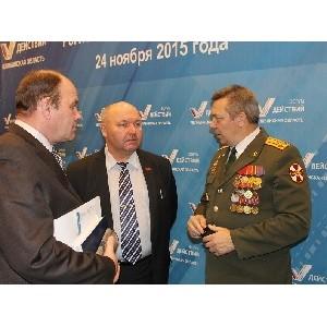 В Челябинске прошла первая конференция регионального «Форума действий» ОНФ