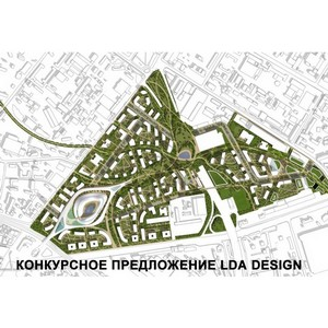 Состоялся первый семинар «Дон-Строй Инвест» и LDA Design по проекту «Серп и Молот»