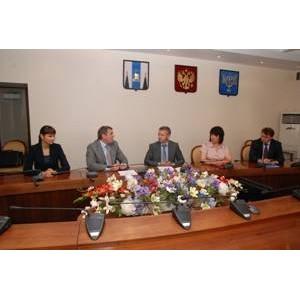 Дальневосточный банк Сбербанка России подписал соглашение с Администрацией Южно-Сахалинска