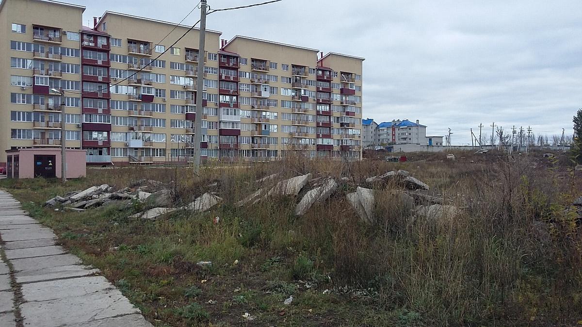 В ОНФ обеспокоены экологической обстановкой в жилом микрорайоне Новой Усмани