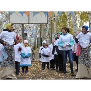 В Оренбурге прошли спортивные состязания «На старт с Ростелекомом!»