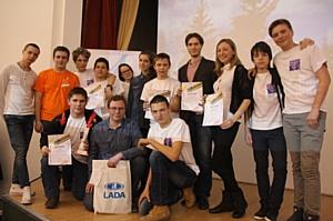 Воспитанники студии «Ракурс» приняли участие в XI Международном фестивале «Волга-Юнпресс»