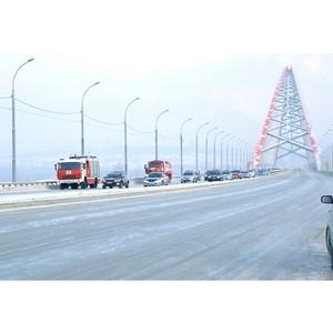 В Новосибирске вспомнили жертв ДТП