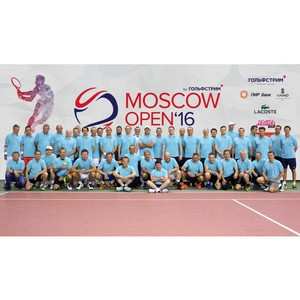 ������ ��������� ������ Moscow Open by ����������