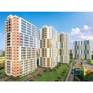Партнёр концерна Deceuninck остеклил квартал в новом жилом комплексе Санкт-Петербурга