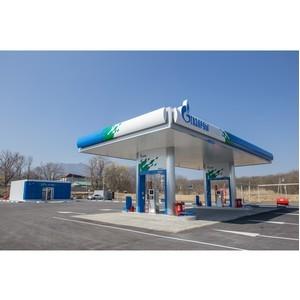 Газозаправочная сеть «Газпром» в Ставропольском крае увеличилась до 19 объектов