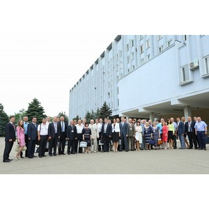 Научно-практическая конференция «150 лет судебной реформы в России» в Краснодаре