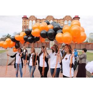 В честь Дня Победы активисты ОНФ в Амурской области провели ряд праздничных мероприятий
