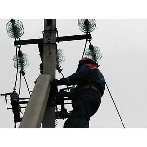 Рязаньэнерго продолжает работы по восстановлению электроснабжения потребителей