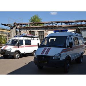 Аварийно-спасательные машины ЗАО «МПЗ» — Таджикистану: Сотрудничество в сфере спасательных работ