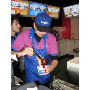 Baskin Robbins открыл первое кафе в Республике Молдова