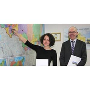 VH-DAF открывает новый сервисный центр в Уфе