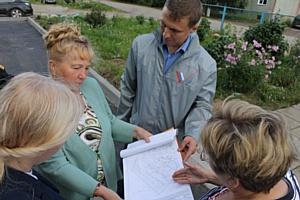 Активисты ОНФ держат на контроле реализацию проекта «Формирование комфортной городской среды»