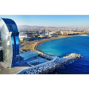 Продается проект в Барселоне под строительство отеля