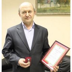 Начальник ремцеха ООО Строй Эксперт награжден почетной грамотой губернатора