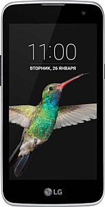 Смартфон LG К4 LTE стал доступен для предзаказа в России