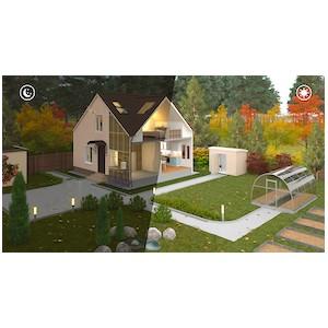 Международный ритейлер в сфере DIY Леруа Мерлен запустил новый проект «3D-Дом и 3D-Квартира»