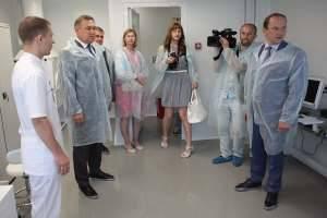 Мощный лабораторно-диагностический комплекс открыт в донской столице