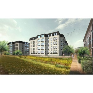 «Аквилон-Инвест» начинает строить комплекс на Пулковских высотах