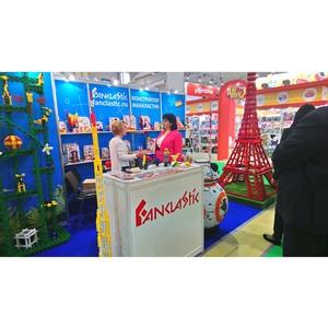 В российский конструктор «Фанкластик» сыграют на международной выставке игрушек в Германии