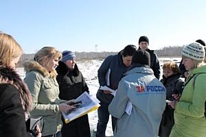 Челябинские активисты ОНФ провели рейд по выявлению несанкционированных свалок возле оз Кременкуль